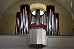 Katharinenkirche Pfarrkirche Rechnitz Interior 04.jpg