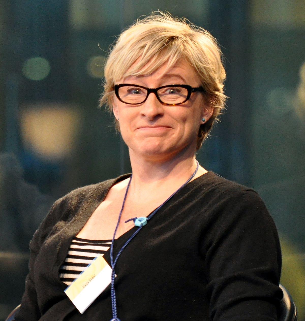 Katja Ståhl Mies