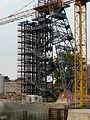 Katowice - new Silesian Museum, construction 06.JPG