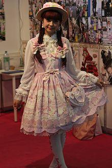 Japanese Street Fashion Wikipedia