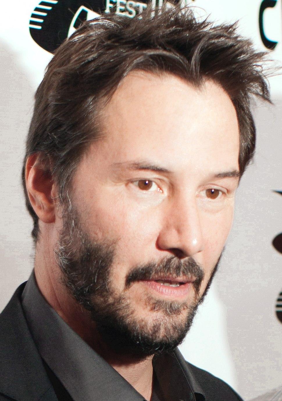 Keanu Reeves 2014