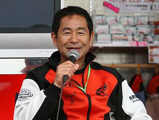 Japanese drifting driver