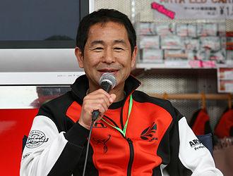 Keiichi Tsuchiya - In 2008, as Executive Advisor of ARTA