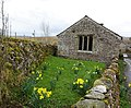Keld Chapel, Shap, Cumbria - view of the east gable end and window.jpg