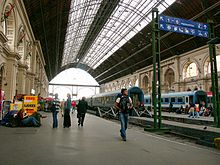 gare de budapest keleti wikip dia. Black Bedroom Furniture Sets. Home Design Ideas