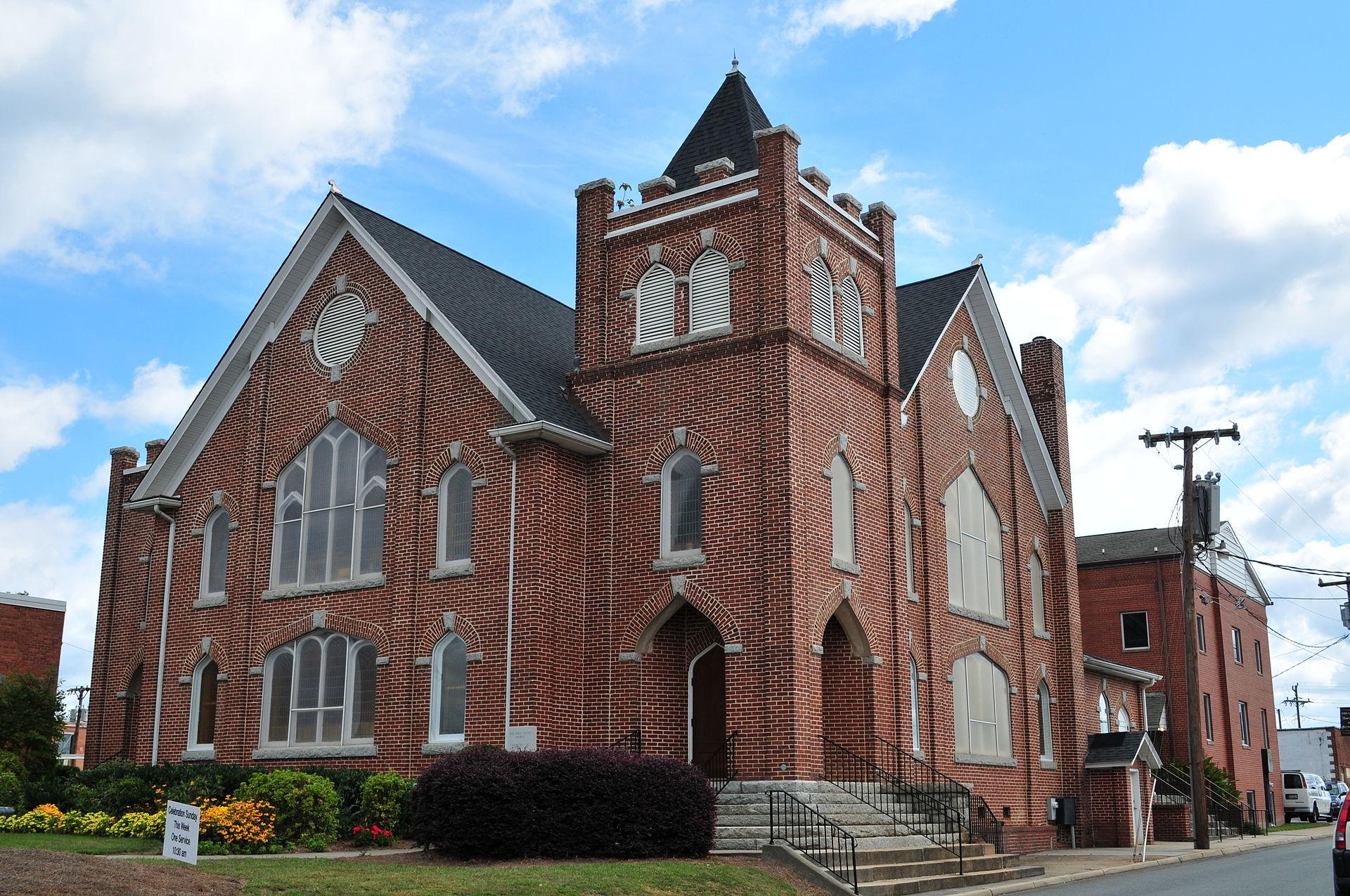 First Baptist Church Kernersville North Carolina