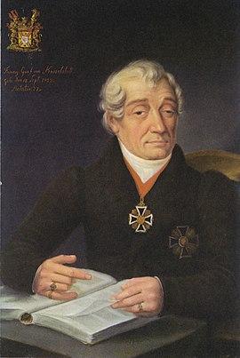 Franz Ludwig von Kesselstatt