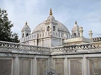 Sufi saints of Aurangabad - Zainuddin Shirzai Maqbara Khuldabad