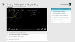 Universal Windows Platform apps - Khan Academy, an example of a Universal Windows App