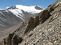 Khardung La 18380 ft = 5602m, looking West - panoramio.jpg