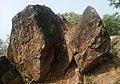 Khondalite Rock formations at Thgarapuvalasa 2.jpg