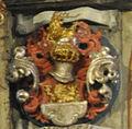 Kiedrich Pfarrkirche Hochaltar Wappen L02.jpg