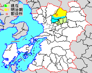 Kikuchi District, Kumamoto district of Japan