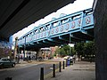 Kilburn Underground Station and Metropolitan Railway bridge - geograph.org.uk - 531904.jpg