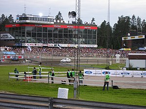 Killeri during Rally Finland 2007