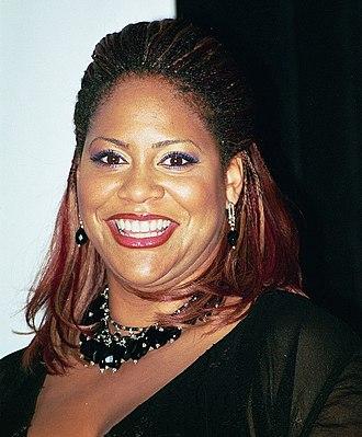 Kim Coles - Coles in 1998