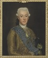 King Gustav III of Sweden (Alexander Roslin) - Nationalmuseum - 18015.tif