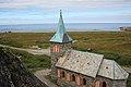 King Oscar II Chapel, Grense Jakobselv, Norway.jpg