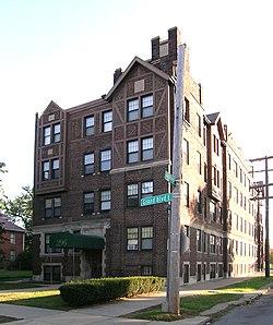 Good Kingston Arms Apartments Detroit MI