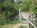 Kissing Gate on the North Downs Way - geograph.org.uk - 1456392.jpg