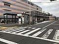 Kitano Hakubai cho station overview from north east 20200506.jpg
