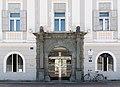 Klagenfurt Neuer Platz 1 Rathaus Hauptportal 18072016 3131.jpg