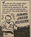 Kligler cartoon 'The Southern Jewish Weekly' 31st October 1947 - 1.jpg