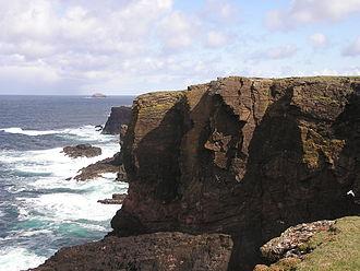 Mainland, Shetland - The cliffs of Eshaness, North Mainland