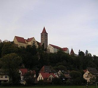 Berengar II of Sulzbach - Kastl Abbey