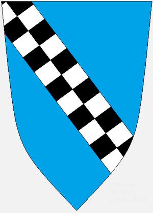 Hallgarten (Pfalz) - Montfort coat of arms