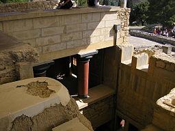 Knossos lighting ventilation PA067391