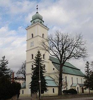 Wołczyn,  Opole Voivodeship, Poland