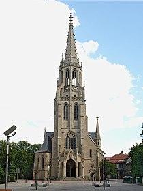 Kościół Mariacki plac Szramka Katowice (2).jpg