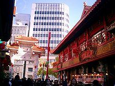 Kobe's Chinatown, Motomachi