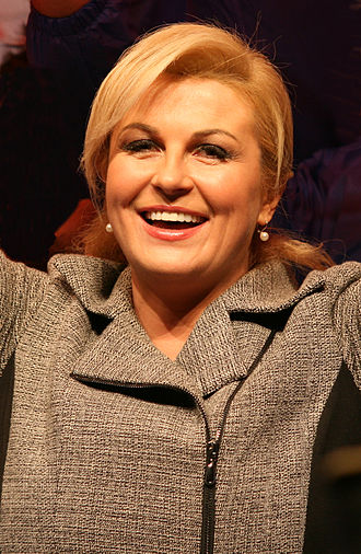 Kolinda Grabar-Kitarović - Kolinda Grabar-Kitarović in 2014.