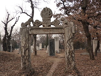 Cultural Revolution - The Cemetery of Confucius was attacked by Red Guards in November 1966.