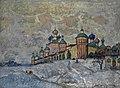 Konstantin Gorbatov - View of a Monastery.jpg