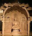 Korea-Gyeongju-Silla Art and Science Museum-Seokguram grotto model-04.jpg