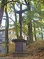 Kovový kříž, Svitavy-Lány.jpg