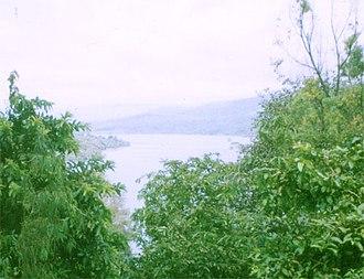 Koyna Dam - The Shivajisagar Lake.