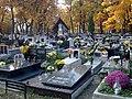 Kraków, Cmentarz parafialny Bieżanów - fotopolska.eu (253429).jpg