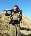 Kurdish PKK Guerilla (18018029305).jpg