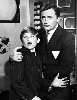 Kurt Russell - Russell with Robert Vaughn in a 1964 episode of The Man from U.N.C.L.E.