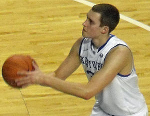 2013–14 Kentucky Wildcats men's basketball team - Kyle Wiltjer transferred to Gonzaga