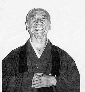 Kyudo Nakagawa Japanese Buddhist monk