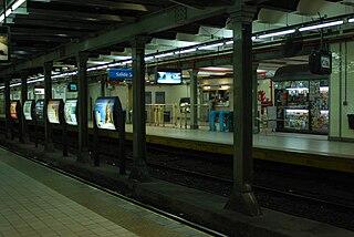Río de Janeiro (Buenos Aires Underground) Buenos Aires Underground station
