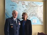 L. Scott Rice and Lisa Murkowski.jpg