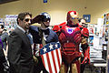LBCC 2013 - Tony Stark, Captain America and Iron Man (11027935044).jpg