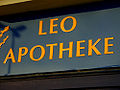 LEO APOTHEKE LEO-APOTHEKE LEOAPOTHEKE Berlin.jpg