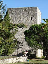 La Croix-Blanche - Donjon Fauguerolles -1.JPG